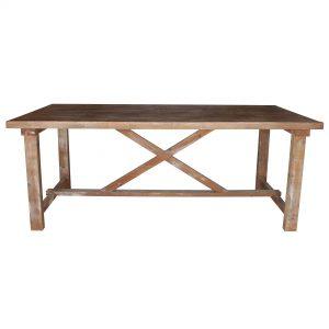 mesa grande comedor en madera