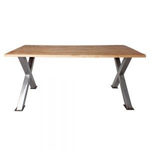 mesa comedor forma de cruz