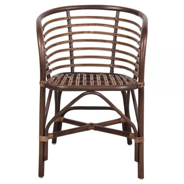 sillas de bambu para comedor