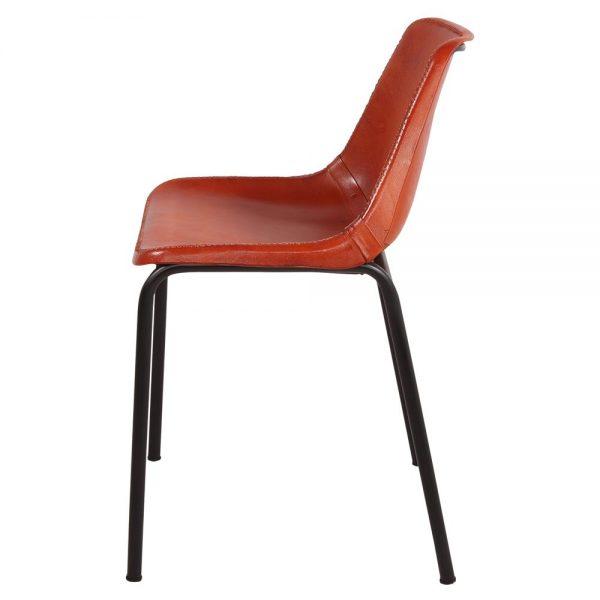 sillas estilo industrial vintage para comedor