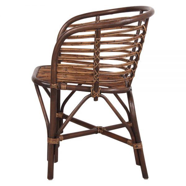 sillas de bambu para restaurantes