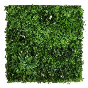 jardin vertical artificial para pared y techo