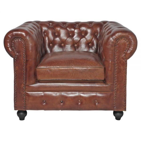 sofá chester 1 plaza capitone