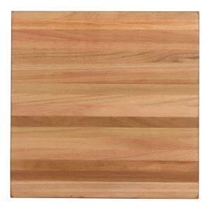 tapa mesa de bar en madera clara