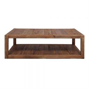 mesa salón madera cuatro patas