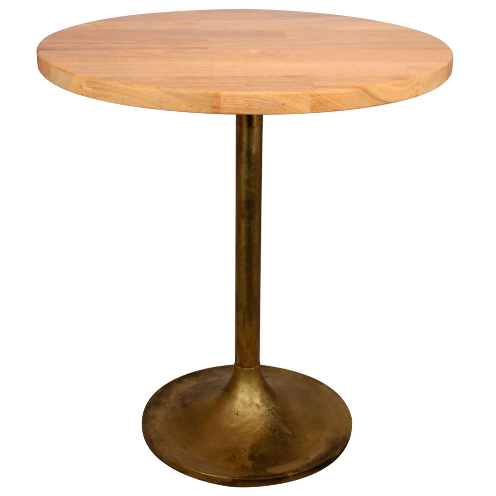 mesa redonda para cafeteria