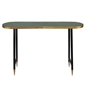 mesa centro marmol verde