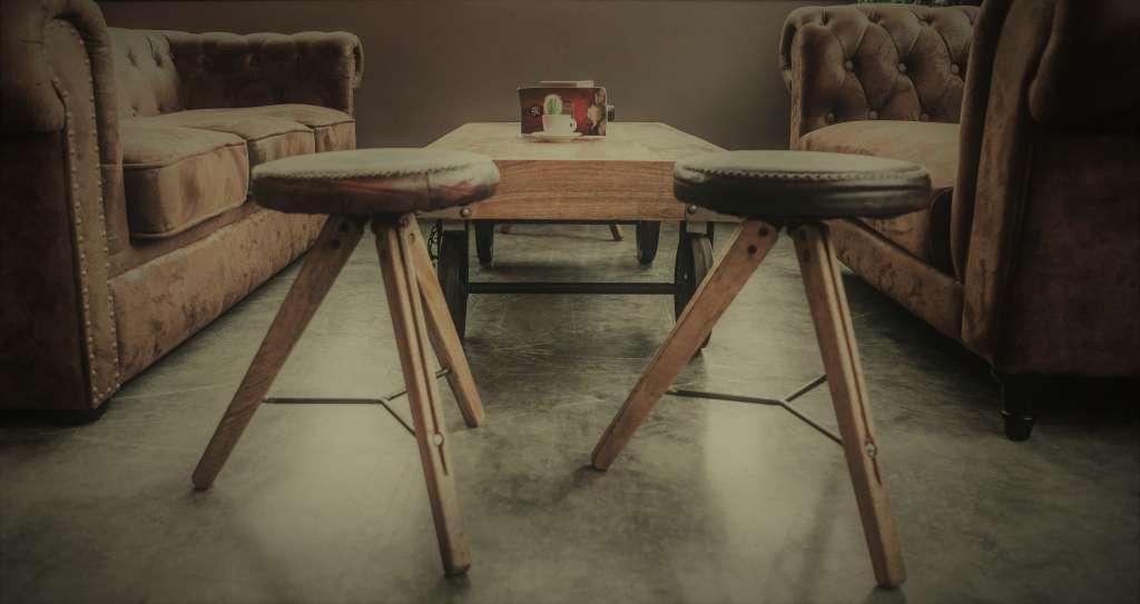mobiliario hostelería vintage industrial córdoba desvan vintage