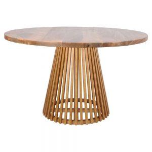 mesa comedor diseño madera maciza